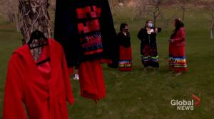 Calgary honours missing and murdered Indigenous people (02:11)