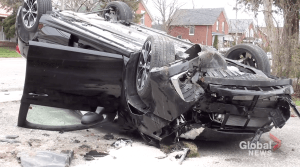 Oshawa man charged with impaired driving following crash in Port Hope