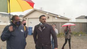 Calgary council urges other government levels to help with hail-damaged northeast as winter approaches