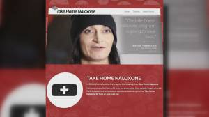 One million naloxone kits have been distributed in B.C. (00:29)