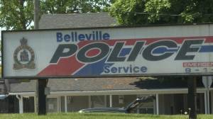 Belleville, Ont. police officer speaks out after photos of him surface wearing Confederate flag shirt and comments