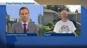 Free Fishing Weekend in Saskatchewan (04:18)