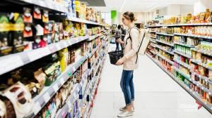 Survey shows majority of Canadians concerned over food affordability (01:05)