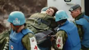 Survivors mark Srebrenica massacre's 25th anniversary