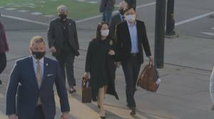 Huawei asks Vancouver court to relax bail conditions (01:30)