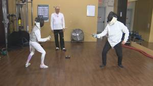 Learning how to fight in Fencing