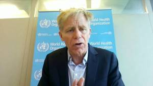 Coronavirus: WHO looks for ways to close COVID-19 funding gap (03:24)