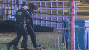 Suspect in custody after 2 killed, 5 injured in Quebec City stabbings (02:54)