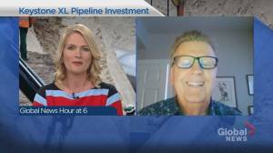 Industry reacts to Alberta's investment in Keystone XL pipeline project