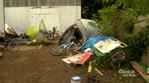 Moncton's chamber of commerce want issues of homelessness, affordable housing dealt with (02:03)