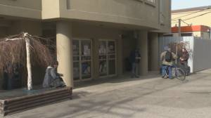 City of Penticton seeking public input on fight with province over emergency shelter (02:09)