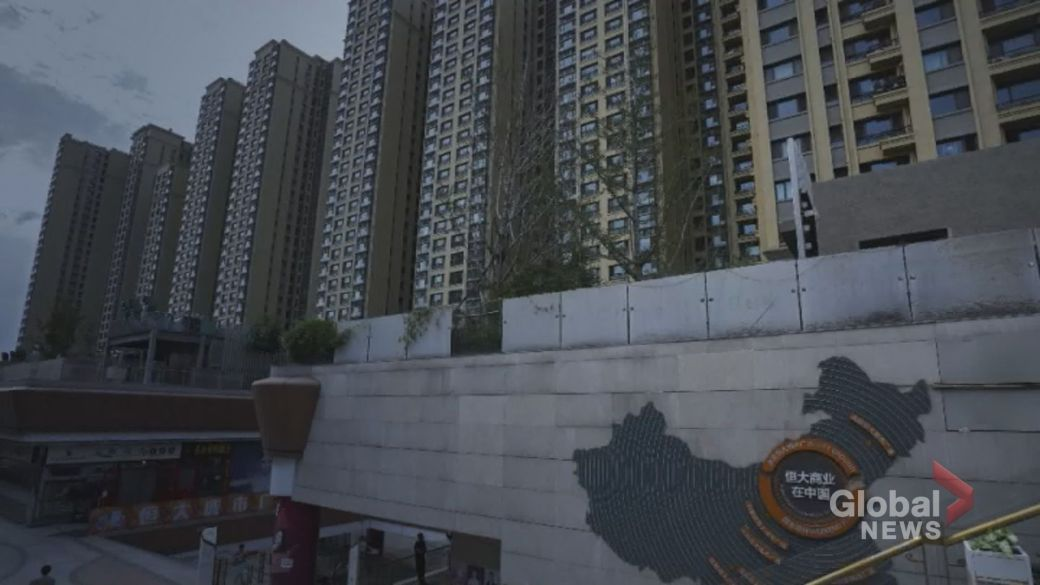 Click to play video: 'Evergrande meltdown: Debt deal reached, but will it satisfy investors?'