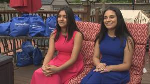 Sisters on mission spreading hope, positivity for Ontario children in care