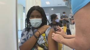 B.C. child vaccination planning underway (02:21)