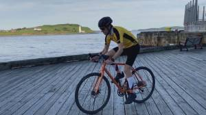 NS Cyclist Raising Funds for Prostate Cancer (06:30)