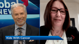 Supporting Kids with Cancer Society as fundraising continues online (05:17)