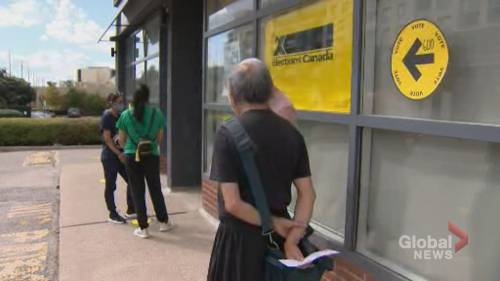 Canada election: Some GTA voters 'undecided' ahead of federal election | Watch News Videos Online