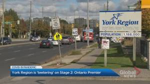York Region may see a modified Stage 2 as COVID-19 cases rise in the area