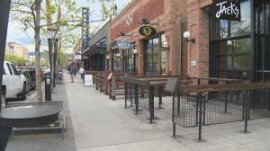 Kelowna's Bernard Avenue businesses prepare for street closure
