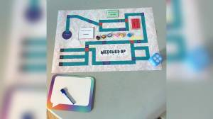 'Neeched Up Games' board game aims to educate on Indigenous culture (01:53)