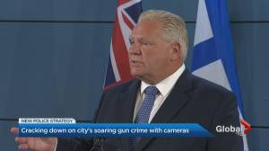 Ontario government announces $3M to double CCTV cameras in Toronto