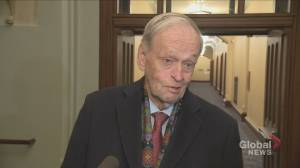 'They are members of parliament': Chrétien weighs  in on working with Bloc Québécois