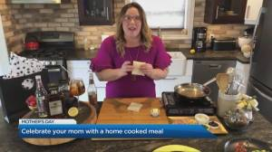 Chef Andrea Buckett's Mother's Day meal ideas (03:30)