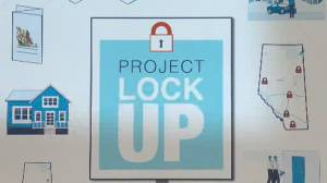 Alberta RCMP celebrate 1 year of Project Lock Up