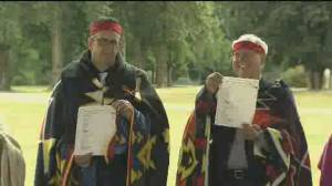 Province, Mission and three local First Nations ink historic land deal deal (01:33)