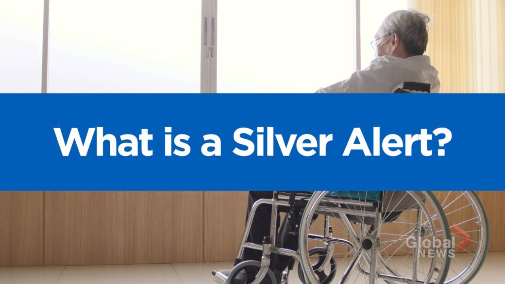Click to play video 'What is a Silver Alert?'