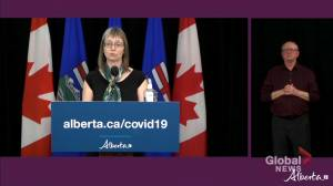 Hinshaw explains why Churchill Manor was not part of Phase 1 of the COVID-19 vaccine rollout (01:37)