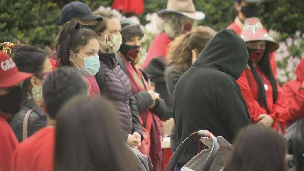 Haz clic para reproducir el video: 'Los defensores critican el plan de acción de Ottawa sobre las mujeres desaparecidas'
