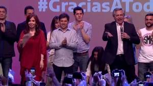 Argentina election: Macri ousted by Fernandez as Peronistas sweep back into power