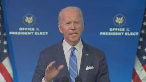 Coronavirus: Biden lays out stimulus plan to jump-start U.S. economy (03:24)