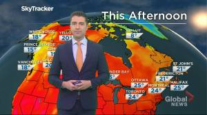 Saskatchewan weather outlook: July 21 (02:49)