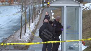 Halifax man in hospital after getting shot near bus stop