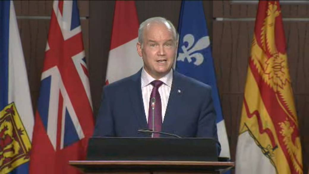 Click to play video: 'Budget 2021: O'Toole says Conservatives to propose amendments to federal budget'