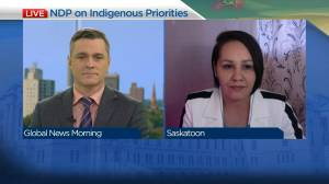 NDP on addressing Indigenous priorities (03:43)