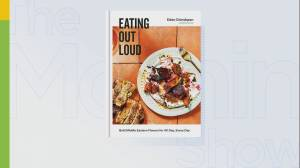 Canadian chef Eden Grinshpan on her new cookbook 'Eating Out Loud'
