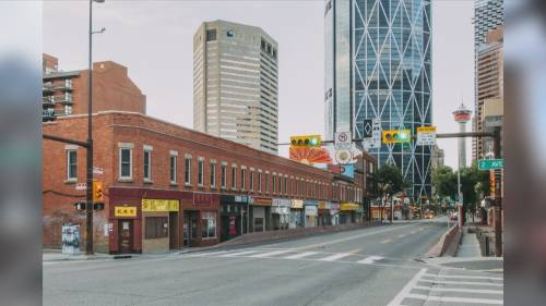 Enjoy a self-guided heritage walk through Calgary | Watch News Videos Online