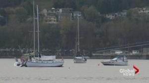 Port Moody looks to clean-up derelicts boats