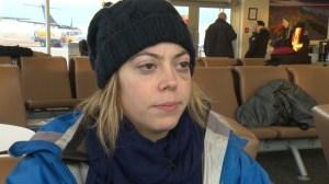 Exclusive: Polar bear victim speaks