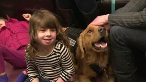 Manitoba girl receives life changing gift