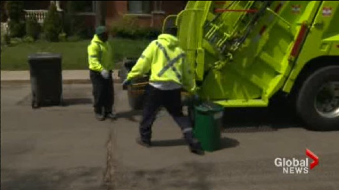 Garbage Collection Kitchener   Privatization Of Garbage Collection East Of Yonge St On Public
