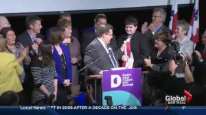 Coderre's next 100 days