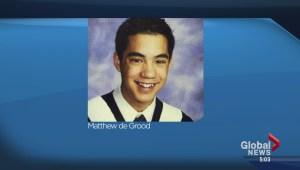 Calgary stabbing suspect Matthew de Grood