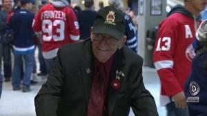Veteran fan