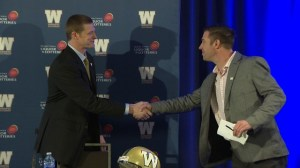 Winnipeg Blue Bombers name new Coach