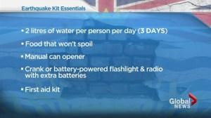 Earthquake preparedness: Are you ready?