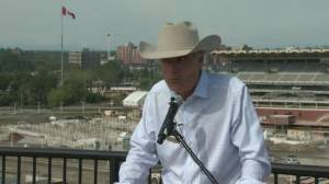 """Calgary Stampede going on """"Come hell or high water"""""""